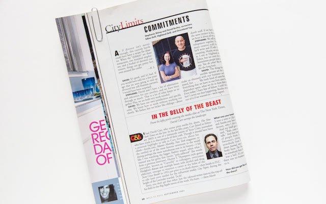 Mpls.St.Paul Magazine September 2003