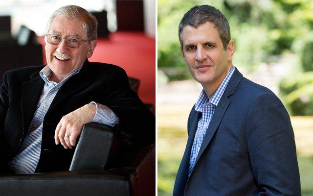 Joe Dowling and Joseph Haj