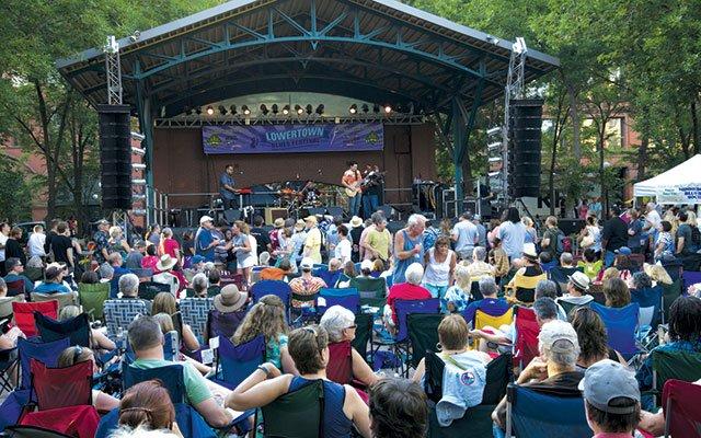 Lowertown Blues Festival
