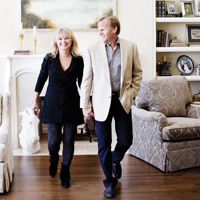 Rick and Danna Atherton
