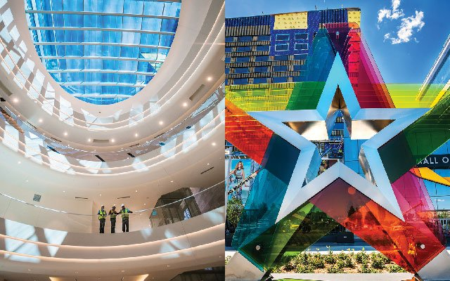 First look at the Mall of America's new wing: Sky view from the Atrium and the new grand entrance