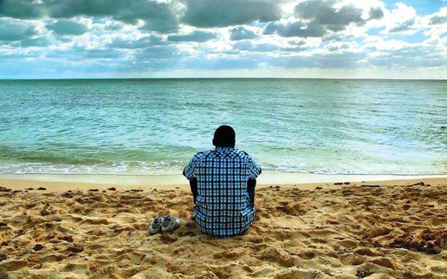 "Reggie Henderson in the ""Bahamian Son"" movie"