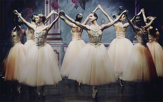 Ballet performance of The Nutcracker