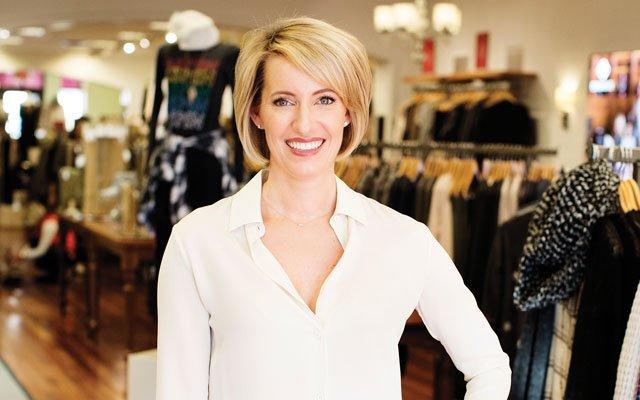 Evereve fashion director Heidi Watson
