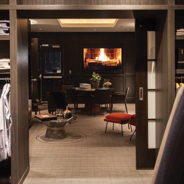 MartinPatrick 3's private lounge