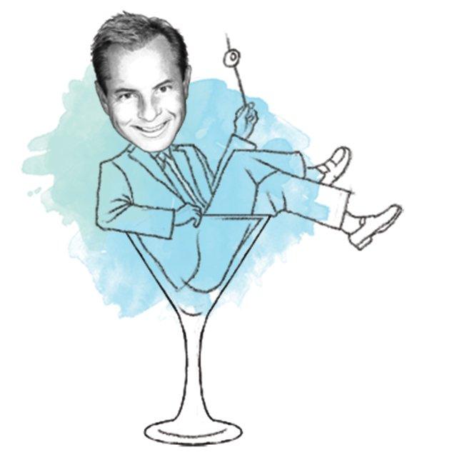 Illustration of Todd Walker