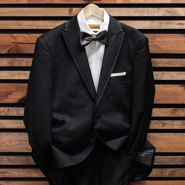 A suit at Atmosfere in Minneapolis, Minnesota