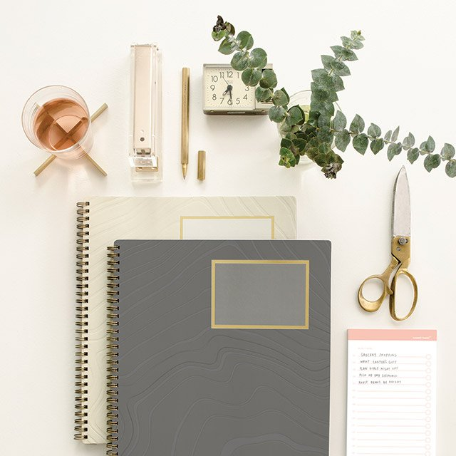 Office supplies from russell + hazel