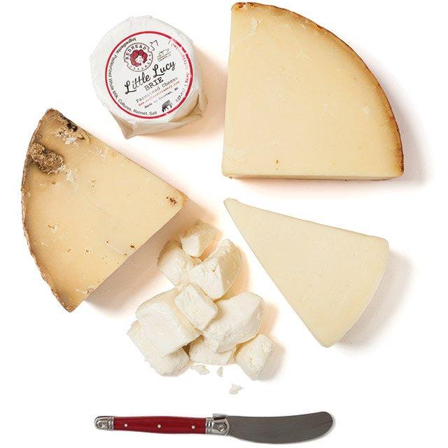 Redhead Creamery cheese