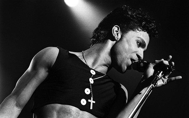 Prince, 1986.