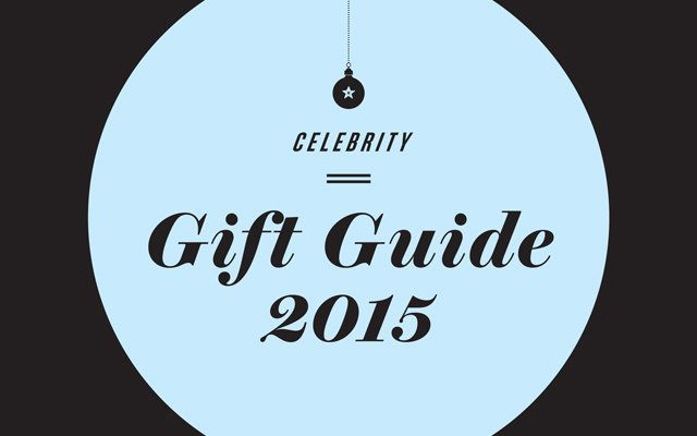 Celebrity Gift Guide