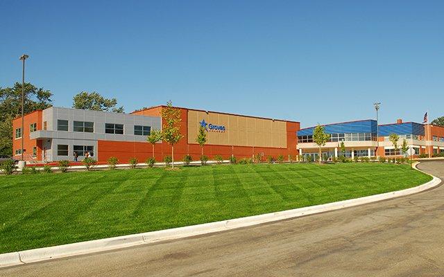 Groves Academy Prep School Tour