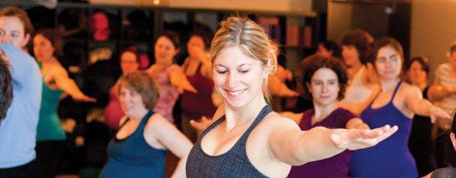 Low Perspiration, Big Results: Yoga, Pilates, Gyrotonics, and Barre