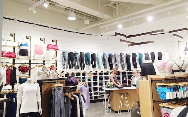 Lululemon Athletica at Mall of America