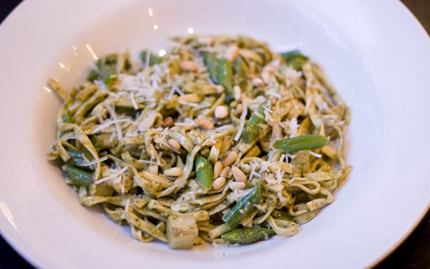 Broders' Pasta Bar dish