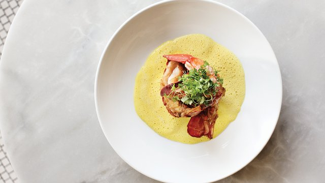 Best Restaurants 2015 Maine lobster at Meritage.jpg