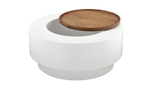 Coffee table from cb2
