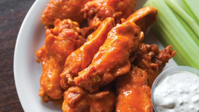 Runyon's wings