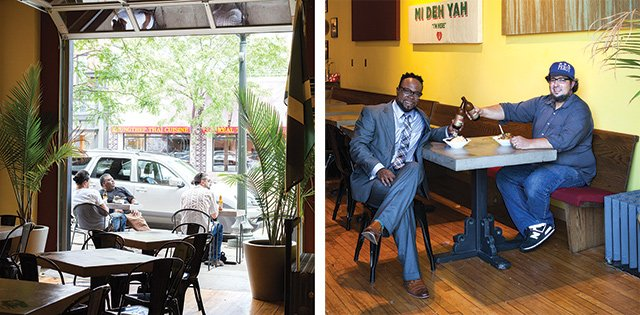 Get a Taste of Jamaica on Eat Street at New Pimento