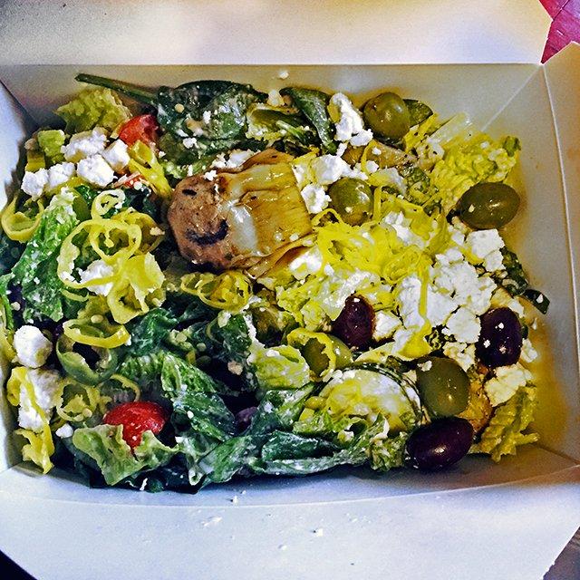 Be'Wiched Deli Caesar Salad