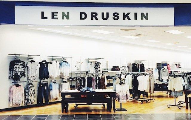 Len Druskin storefront