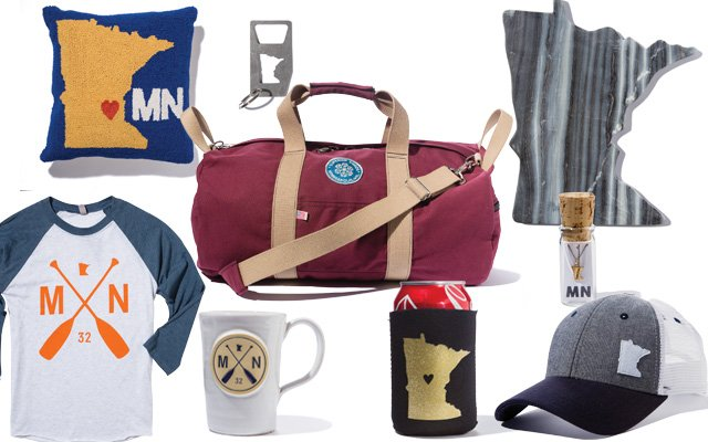 Minnesota-themed products