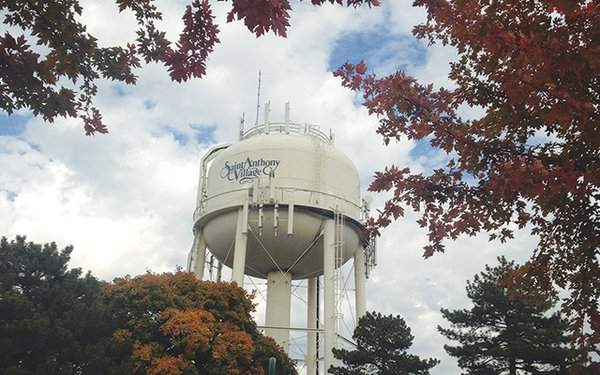 St. Anthony water tower