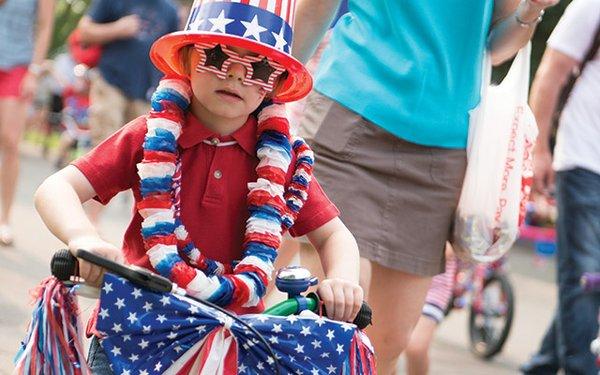 Chanhassen's Fourth of July celebration