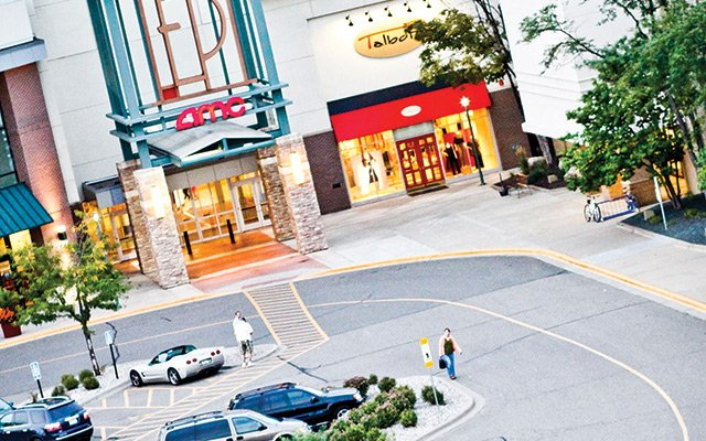 Eden Prairie Shopping Center