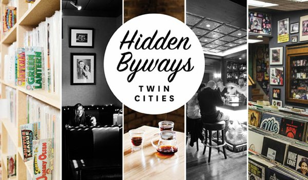 Hidden Byways in the Twin Cities