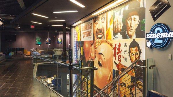 The Zeitgeist Arts Cafe