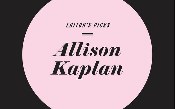 Allison Kaplan's holiday gift picks