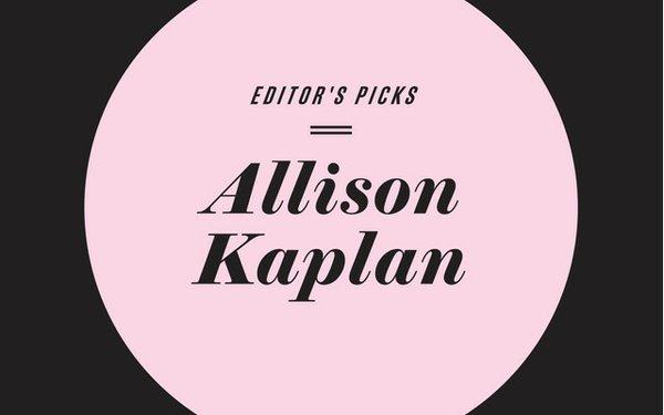 Allison Kaplan's holiday gift picks
