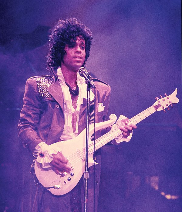 Prince in Purple Rain by Richard E. Aaron, 1984.jpg