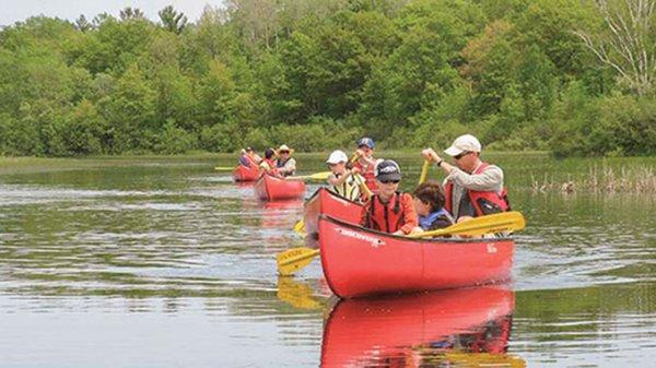 St Croix Canoe