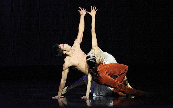 Hong Kong Ballet at Northrop Auditorium