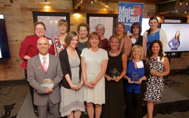 2016 Outstanding Nurses Awards winners