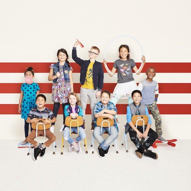 Target's new kids' line