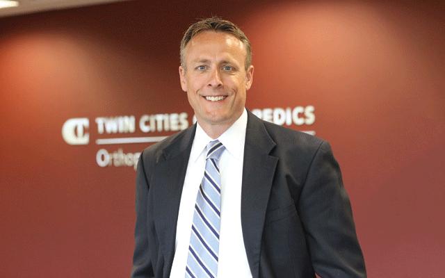 Kruse Twin Cities Orthopedics 2016
