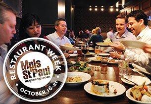 Restaurant Week October 2016 305x210
