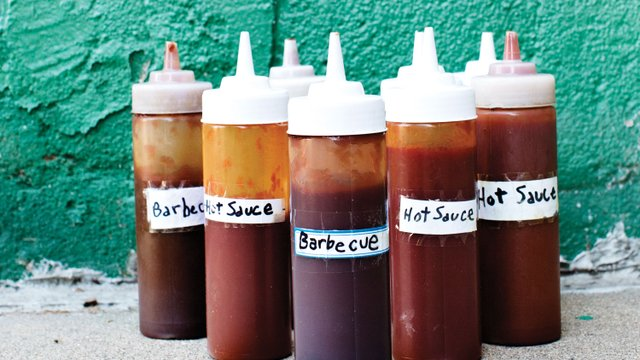 CG Barbeque Sauces South of the North 2016