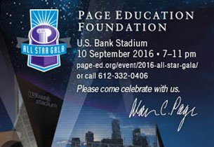 Page Foundation All Star Gala 2016