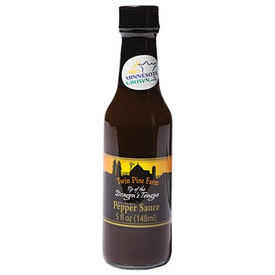 <strong>Twin Pine Farm</strong> | <em>Tip of the Dragon's Tongue</em> | Tangy balsamic pepper sauce, wowza.