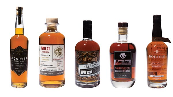 Minnesota whiskeys