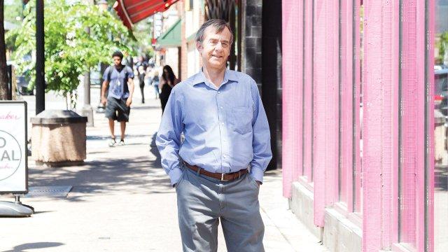 Peter Bruce, Pedestrian Expert