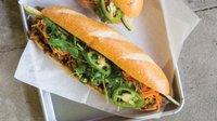 Lu's sandwiches vietnamese pork