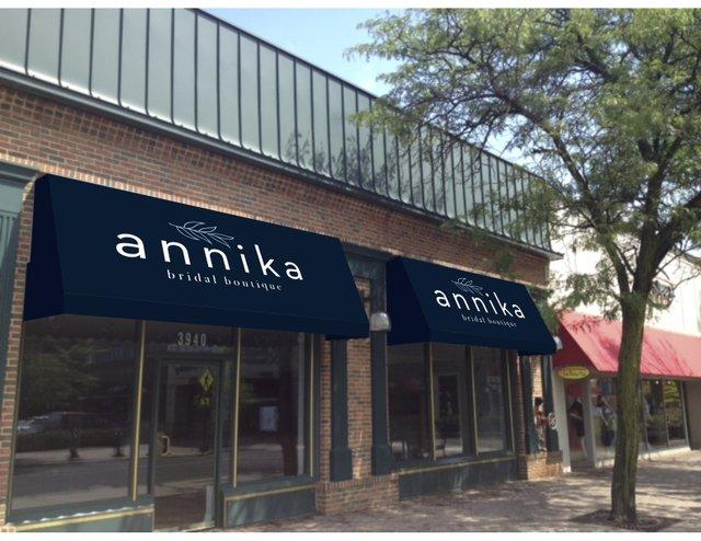 Annika Bridal Boutique in Edina