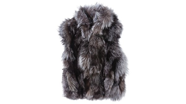 Essential Fur Vest