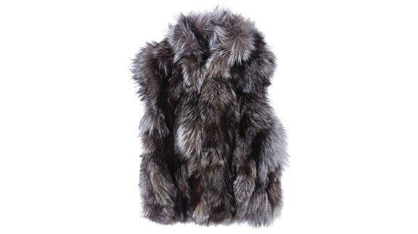 Essential Fur Vest