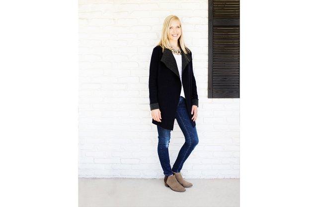 Linda Kaysen's fall fashion